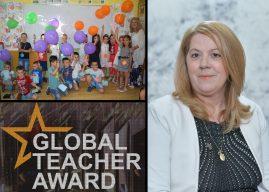 Наша учитељица Маријана Коларић  кандидат за  100 најбољих  просветних радника  на свету!